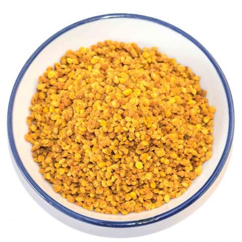 organic dried bee pollen