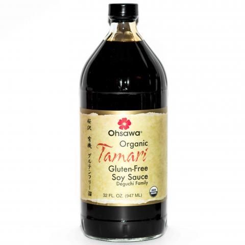 organic tamari
